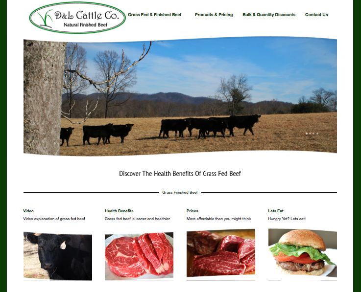 D & L Cattle Company of Goode, VA