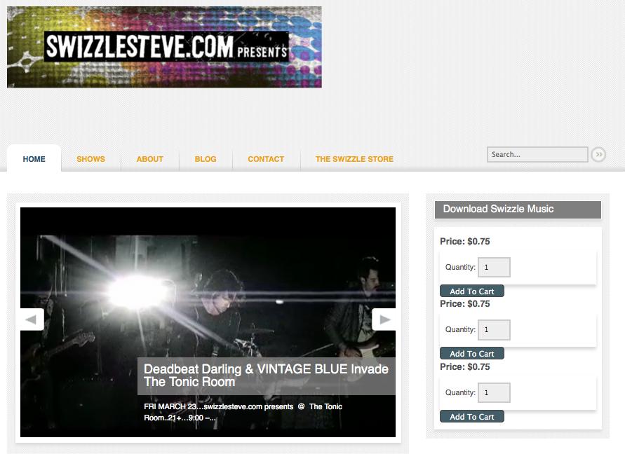 Swizzle Steve - Chicago,IL