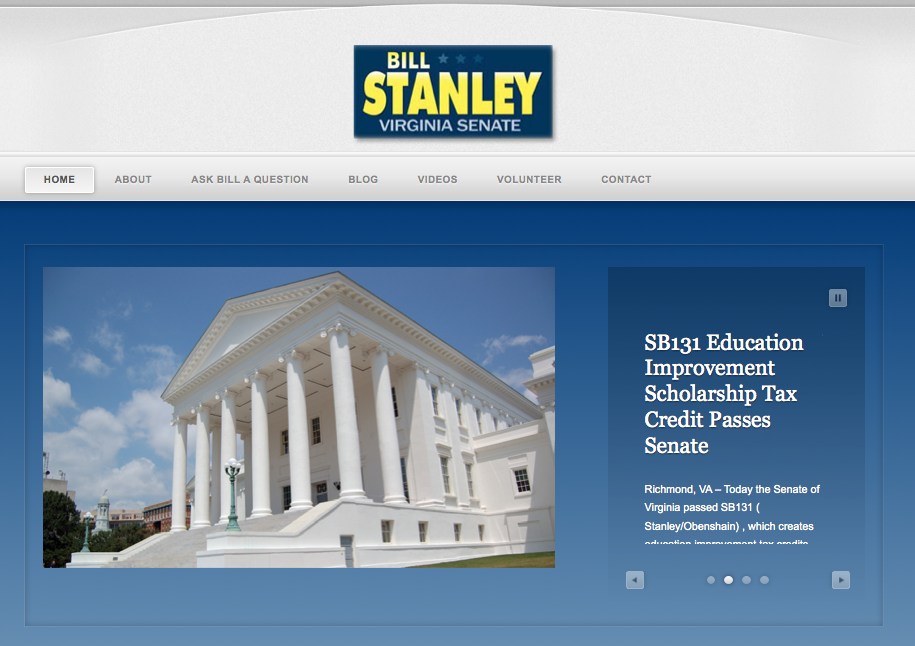 Bill Stanley - Franklin, VA